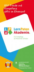 Flyer Lernpatenakademie
